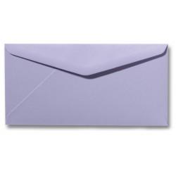 enveloppen lavendel 11 X 22 cm