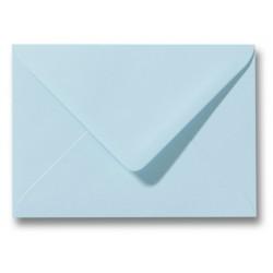 enveloppen laguneblauw 11 X 15,6 cm