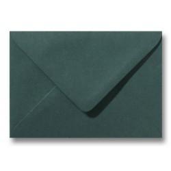 enveloppen donkergroen 11 X 15,6 cm