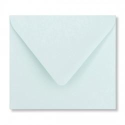 enveloppen zachtblauw 12,5 x 14 cm