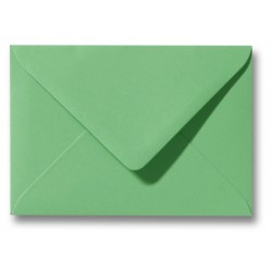 enveloppen weidegroen12,5 x 17,6